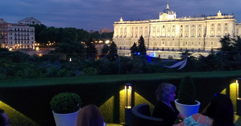 Aparthotel Sabatini Madrid