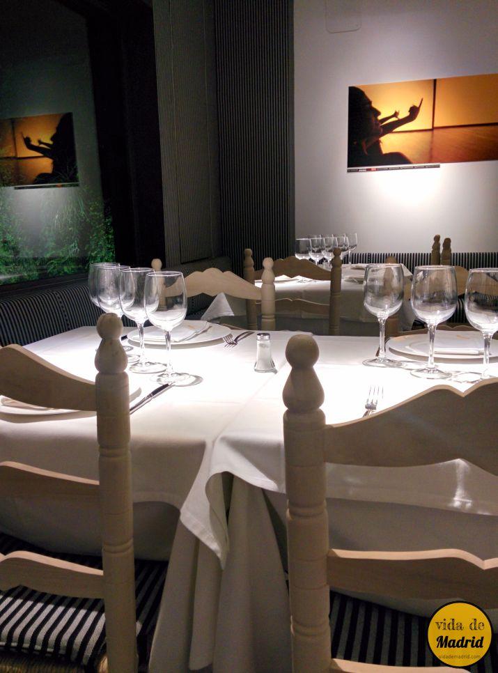 Bienmesabe santa engracia madrid restaurante rese a for Oficina de madrid santa engracia