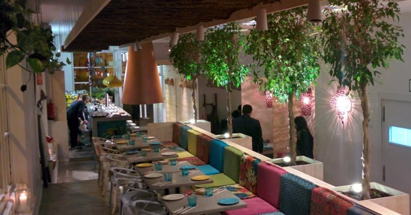 boho bar madrid restaurante chueca carta