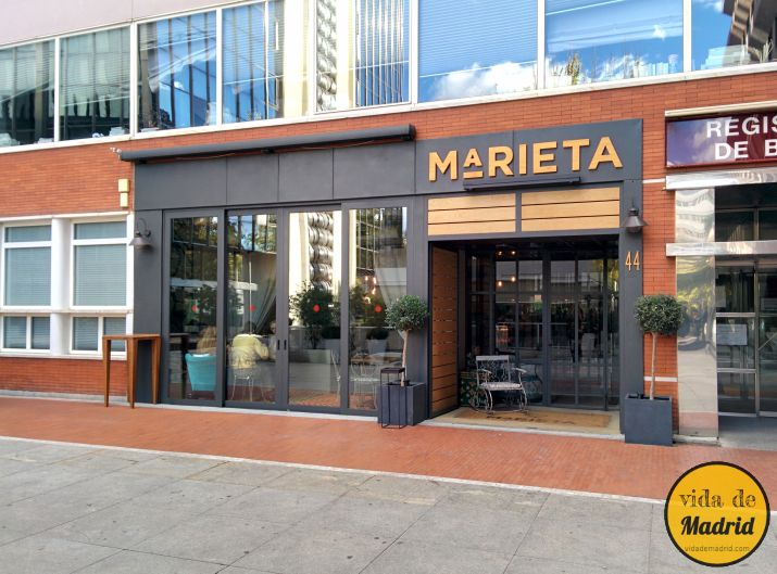 Marieta madrid carta precios restaurante - La marieta madrid ...