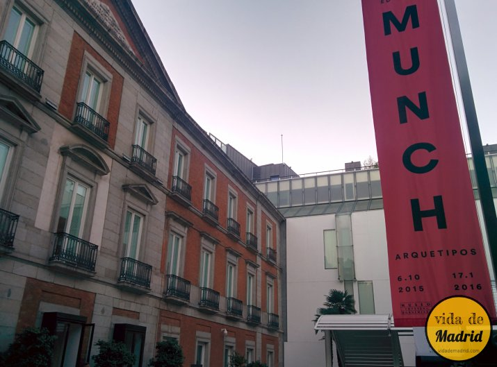 Munch madrid 2015 2016 thyssen bornemisza horario for Horario bancos madrid