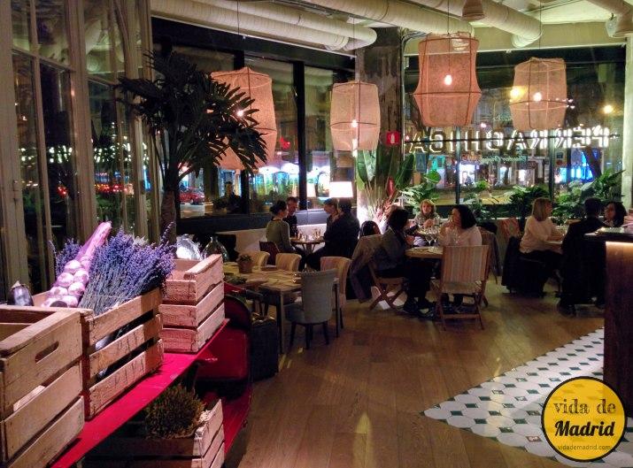 Perrachica restaurante madrid carta rese a - La marieta madrid ...