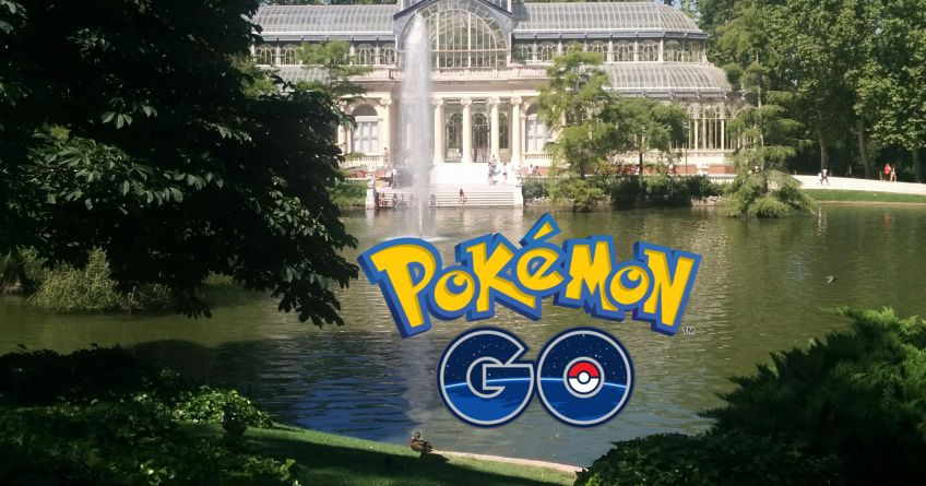 Pok mon go madrid noticias mapa gu a pokeparadas y for Gimnasios de madrid