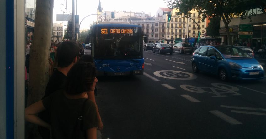Línea 1 Metro Madrid 14 Septiembre 2016 Tramos Y Estaciones Abiertos