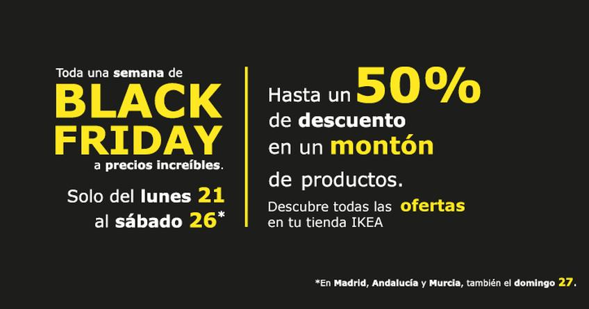 Ikea black friday madrid ofertas 2016 ikea vallecas for Conforama black friday