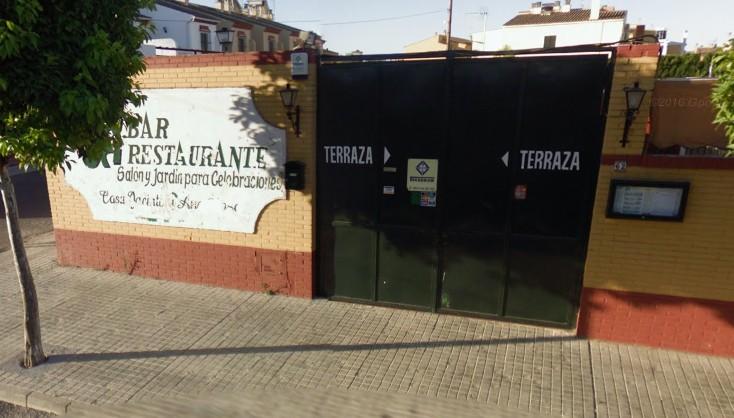 Terraza Rocío Valencina Chicote Pesadilla En La Cocina