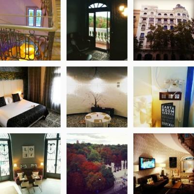 Vida y Hoteles de Madrid