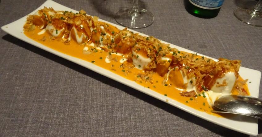La maruca santander madrid carta opiniones fotos - Restaurante la maruca ...
