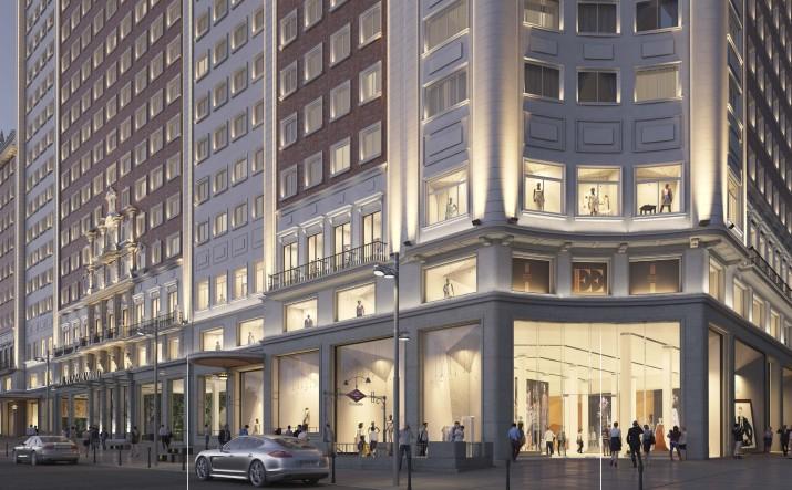 Hotel riu plaza madrid fotos reservas proyecto - Hoteles insolitos espana ...