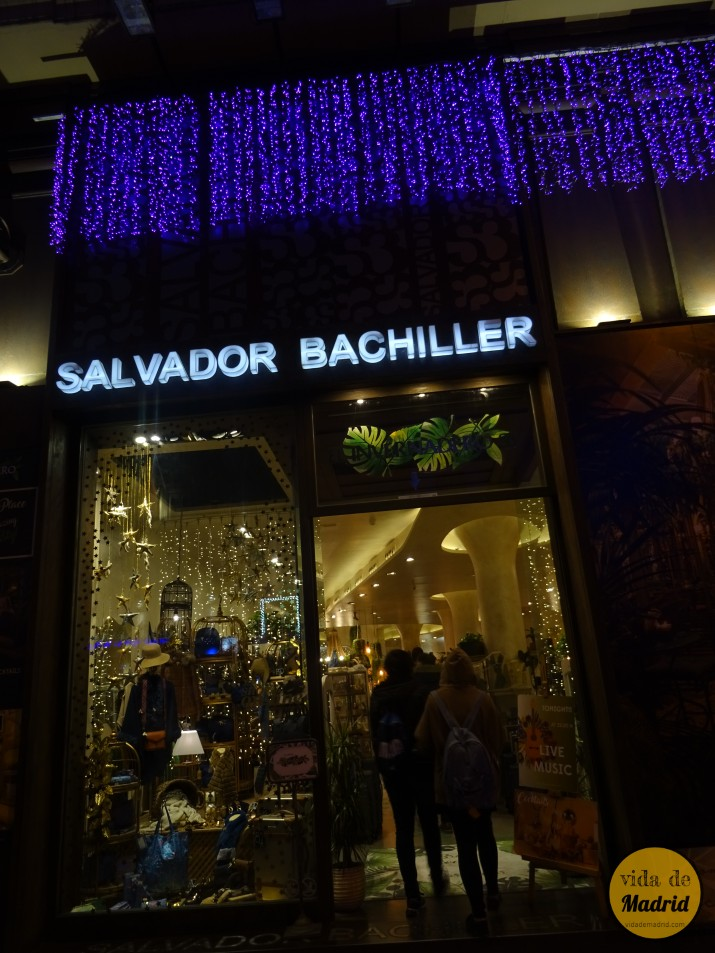 Salvador Bachiller Gran Via Restaurante Carta El Invernadero
