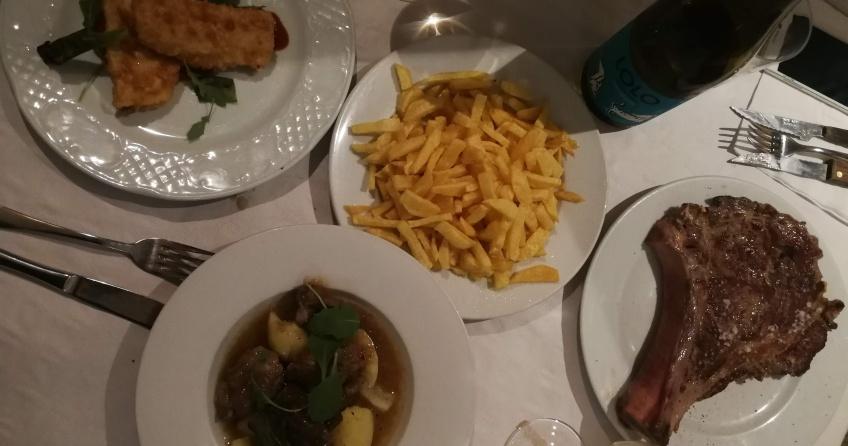 Badila Restaurante Madrid Menú Del Día Menú De Noche Tirso De Molina