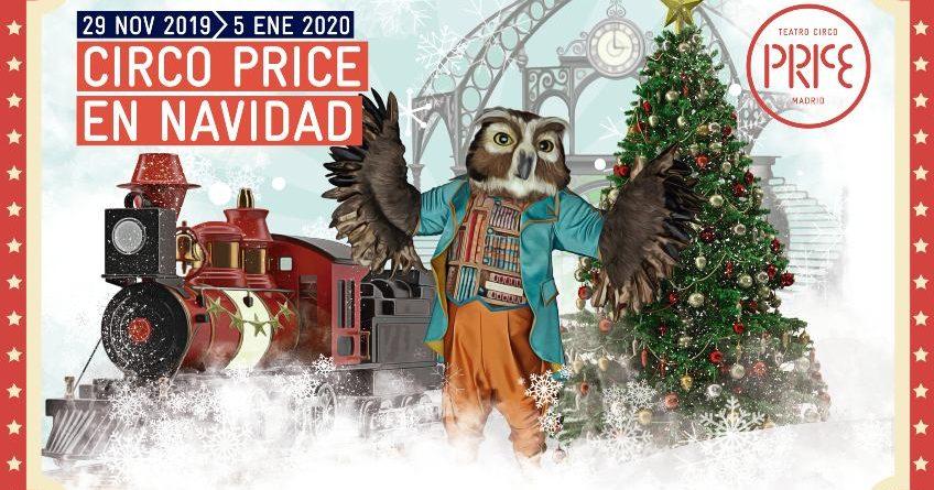 Espectáculos para la Navidad del 2019