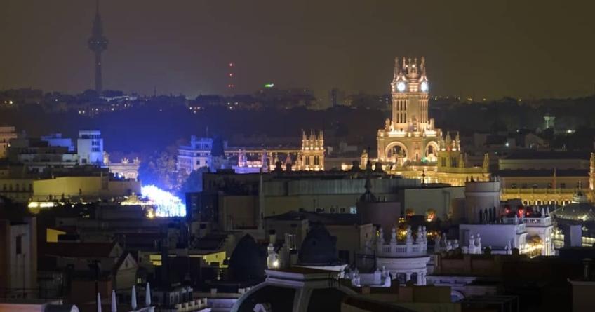 Tiempo en diciembre 2019 en Madrid