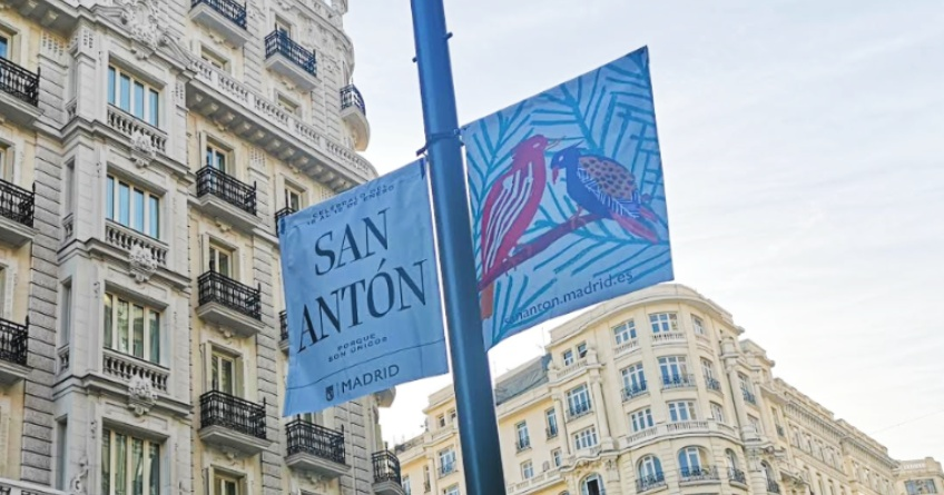 Fechas y programa de las Fiestas de San Antón este 2020