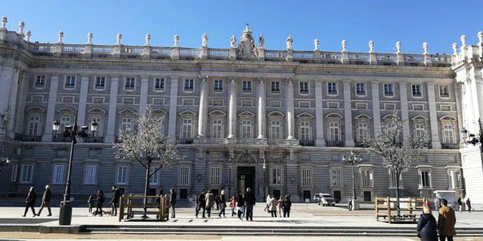 Visitar el Palacio Real gratis