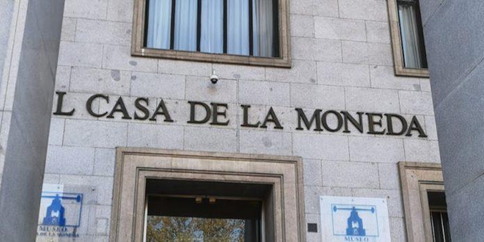 Visitar Casa de la Moneda de Madrid