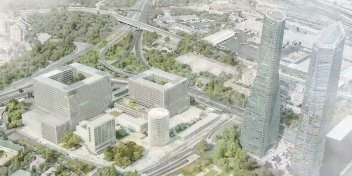 Proyecto nuevo Hospital La Paz