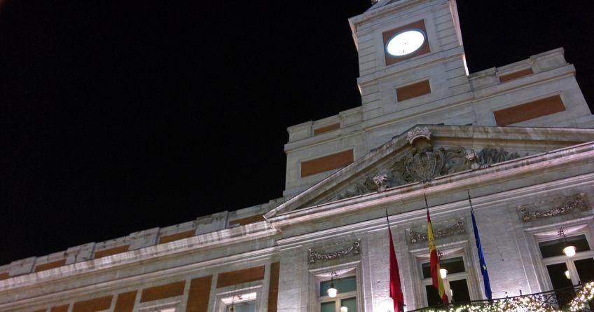 Capodanno 2016 a madrid puerta del sol accesso limitato for Puerta del sol uvas